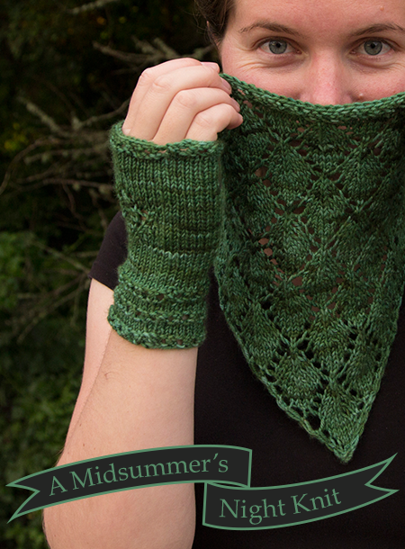 A Midsummer's Night Knit