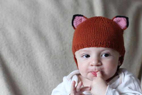 Bear Ears Fox Hat Pattern 55926475a5f